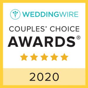 Badge Wedding AWARDS 2020