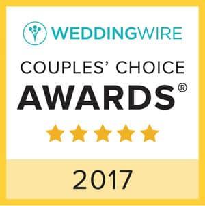 Badge Wedding AWARDS 2017